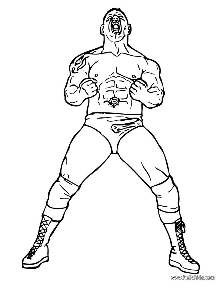 coloring wwe 37 best coloring pages wwe images on pinterest coloring wwe