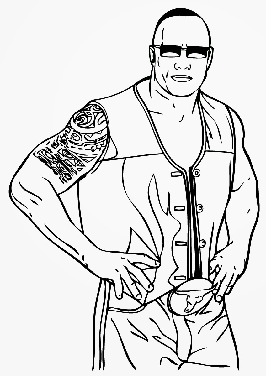coloring wwe printable coloring pages wwe coloring pages coloring wwe