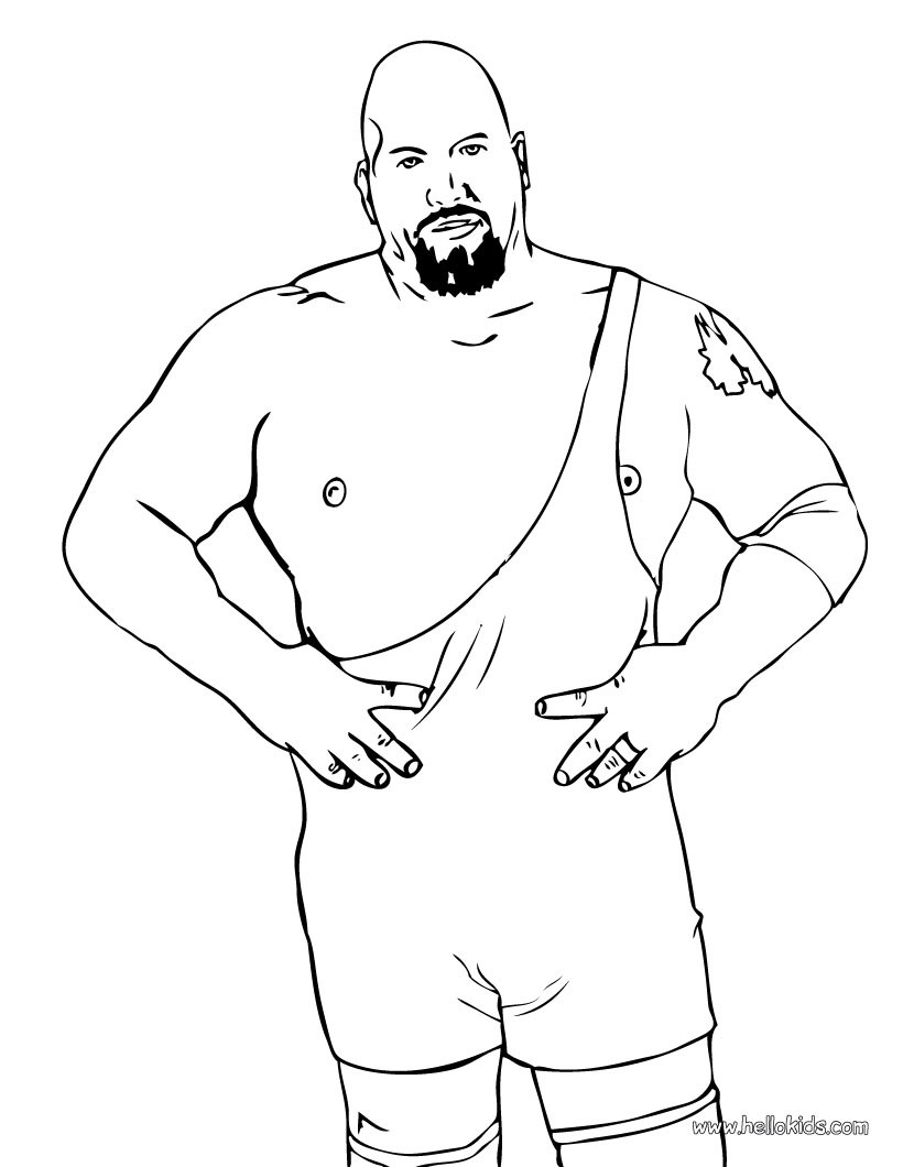 coloring wwe wwe coloring pages of rey mysterio wwe coloring