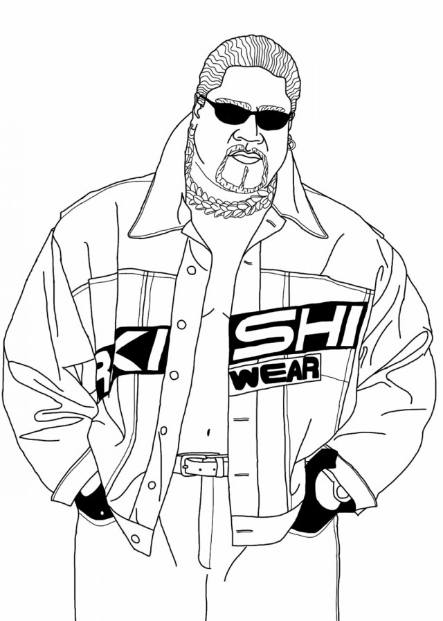 coloring wwe wwe drawing at getdrawingscom free for personal use wwe wwe coloring