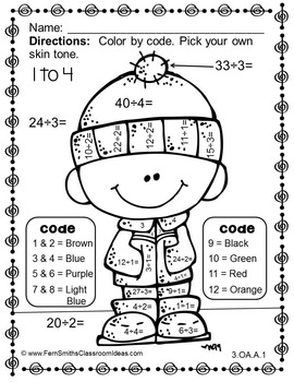 colour by number grade 5 multiplication mystery picture worksheet math math 5 grade colour number by
