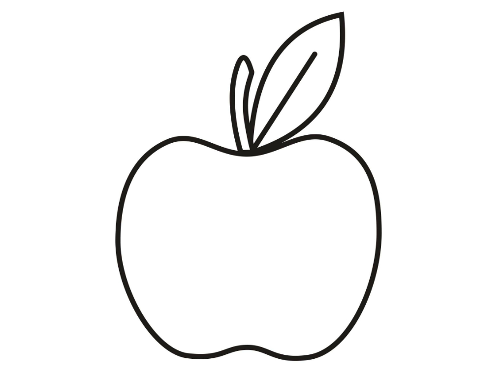 colouring images of apple free printable apple coloring pages for kids of apple images colouring