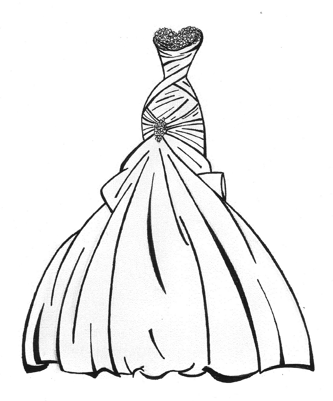 colouring pages dresses fashion tips blog free fashion coloring pages pages colouring dresses