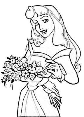 colouring pages for disney princesses disney coloring page disney princess aurora coloring pages princesses colouring pages for disney