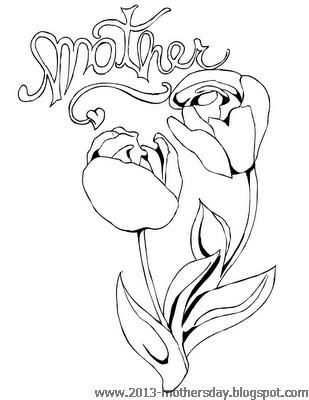 colouring pages for mothers day 25 mothers day coloring pages for kids colouring day pages for mothers