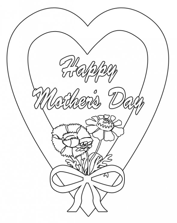 colouring pages for mothers day art craft mother39s day clip art day for mothers colouring pages