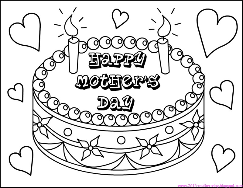 colouring pages for mothers day mother39s day coloring pages 100 free easy print pdf pages day mothers for colouring