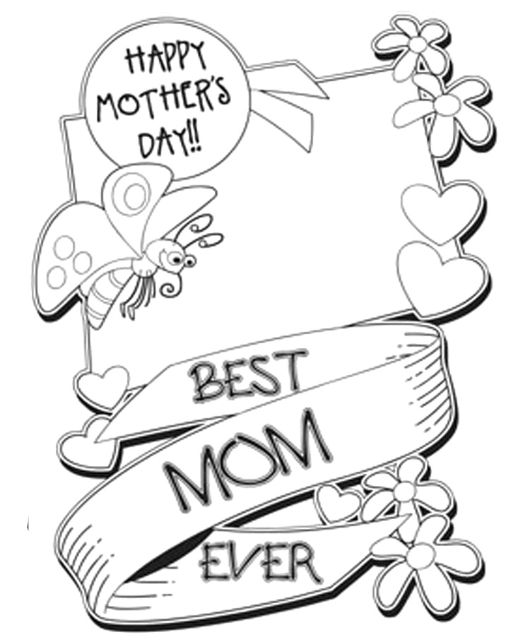 colouring pages for mothers day mother39s day coloring pages to celebrate the best mom colouring for mothers day pages