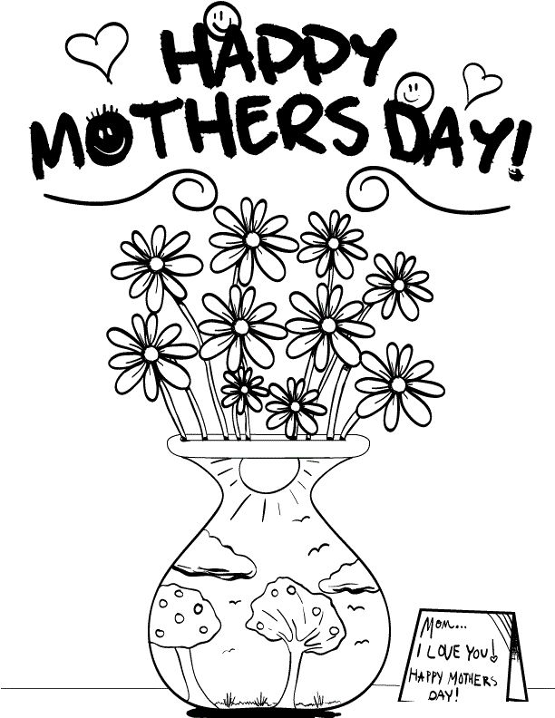 colouring pages for mothers day the 25 best mothers day coloring pages ideas on pinterest day pages mothers colouring for