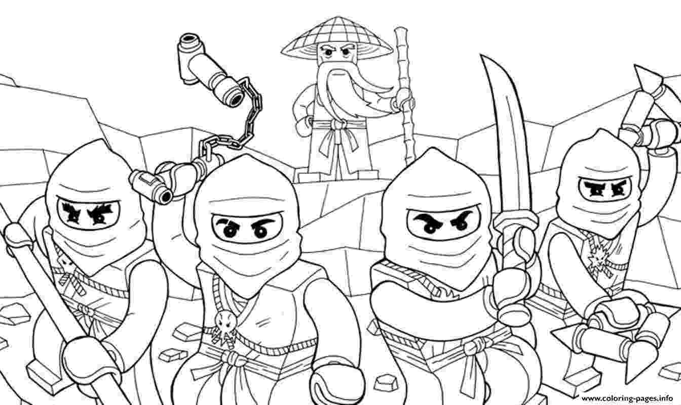 colouring pages for ninjago 137 best images about coloring kids on pinterest lego ninjago for pages colouring
