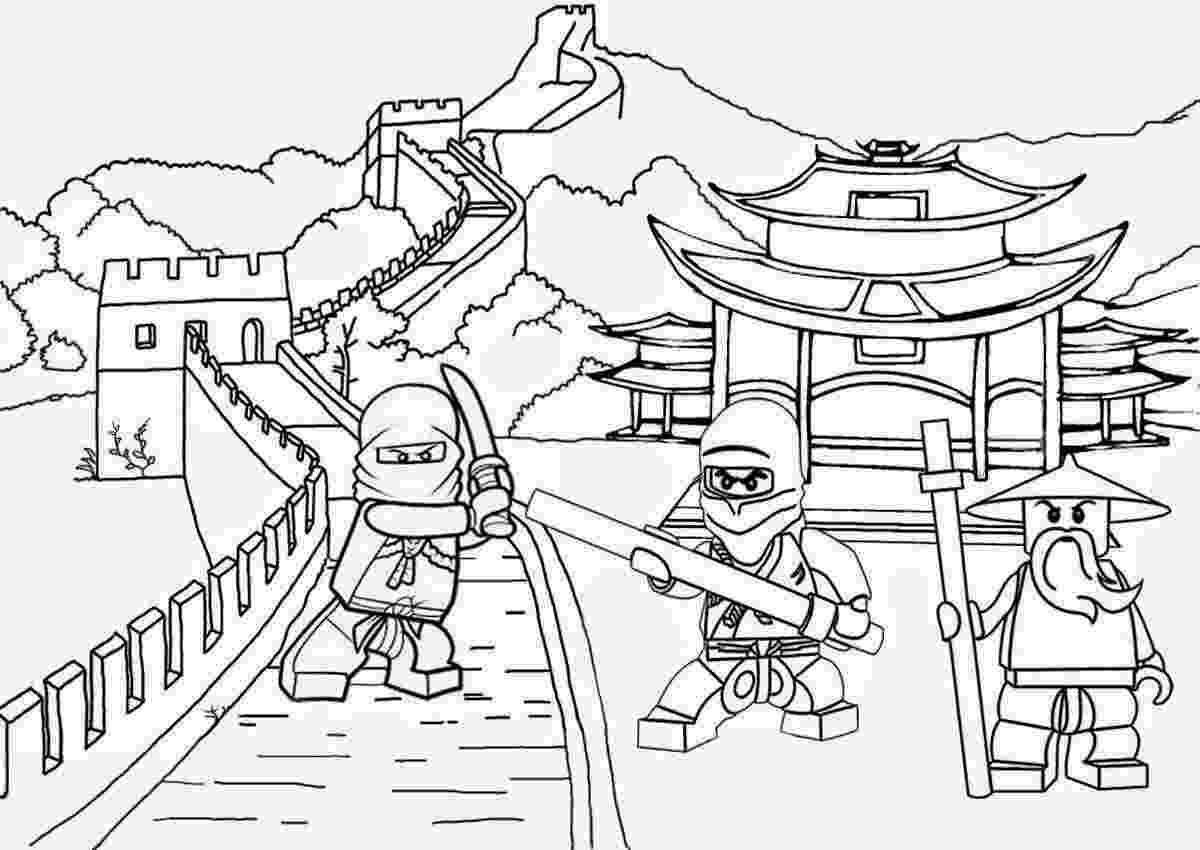 colouring pages for ninjago free printable ninjago coloring pages for kids cool2bkids pages ninjago colouring for