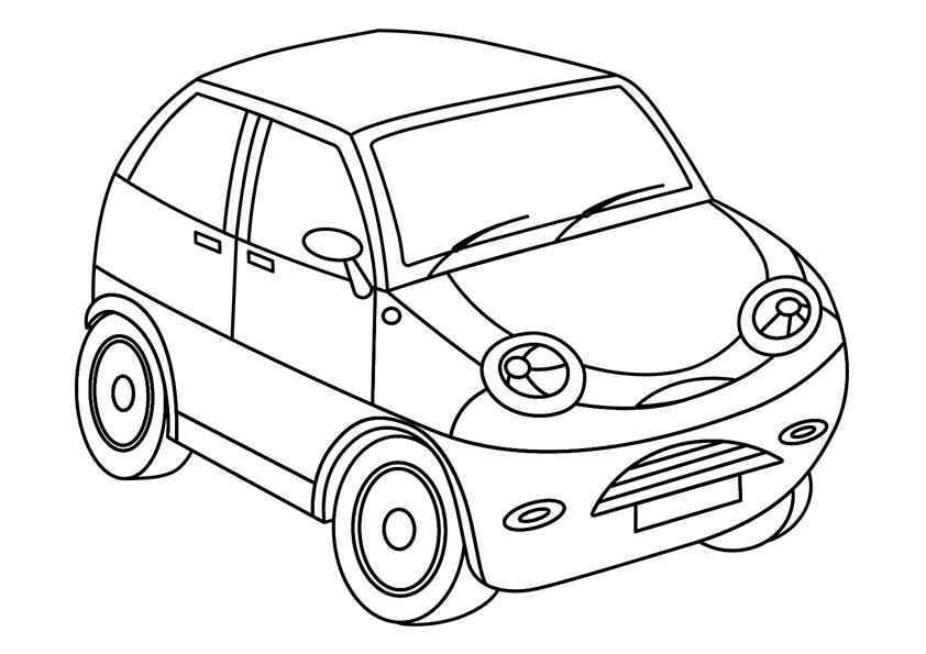 colouring pages mini car 1000 images about corvette on pinterest cars coloring pages colouring mini car