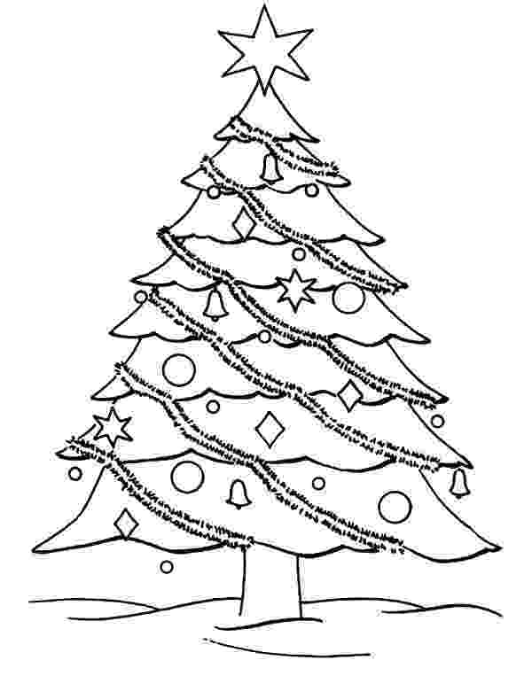 colouring pages of christmas tree decorate your christmas trees coloring pages color luna of colouring christmas pages tree
