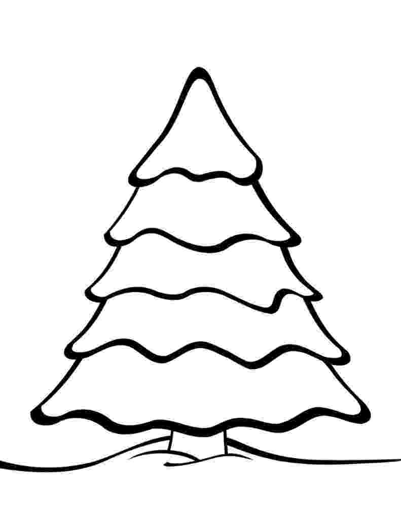 colouring pages of christmas tree pictures to colour in christmas fun whychristmascom of tree christmas pages colouring