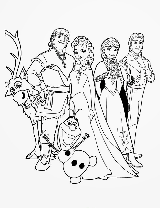colouring pages of disney frozen 15 beautiful disney frozen coloring pages free instant frozen colouring pages disney of