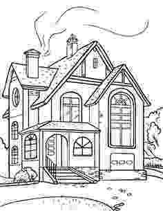 colouring pages of house houses and homes colouring sheets sb10056 sparklebox house of pages colouring