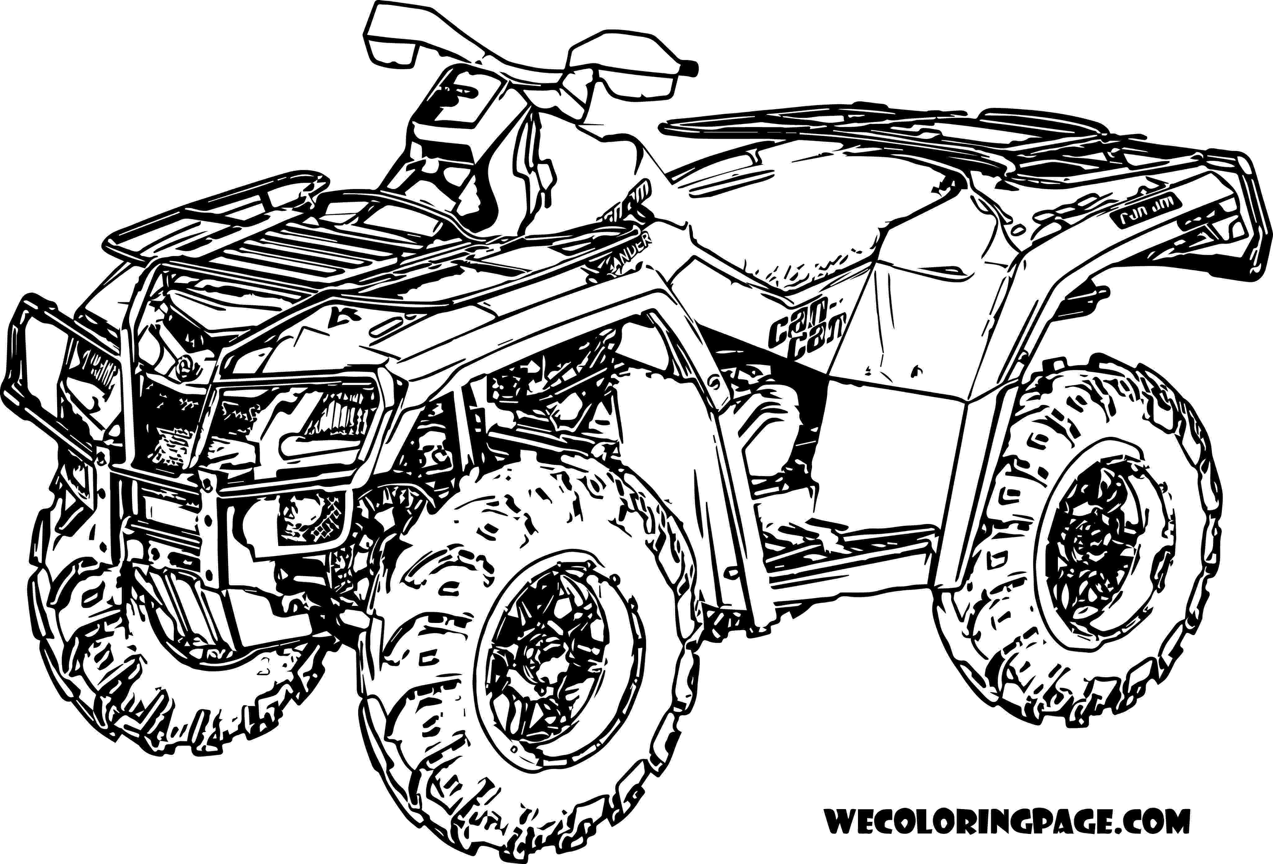 colouring pages quad bikes 45 coloring pages of dirt bikes motorbike coloring pages pages bikes quad colouring