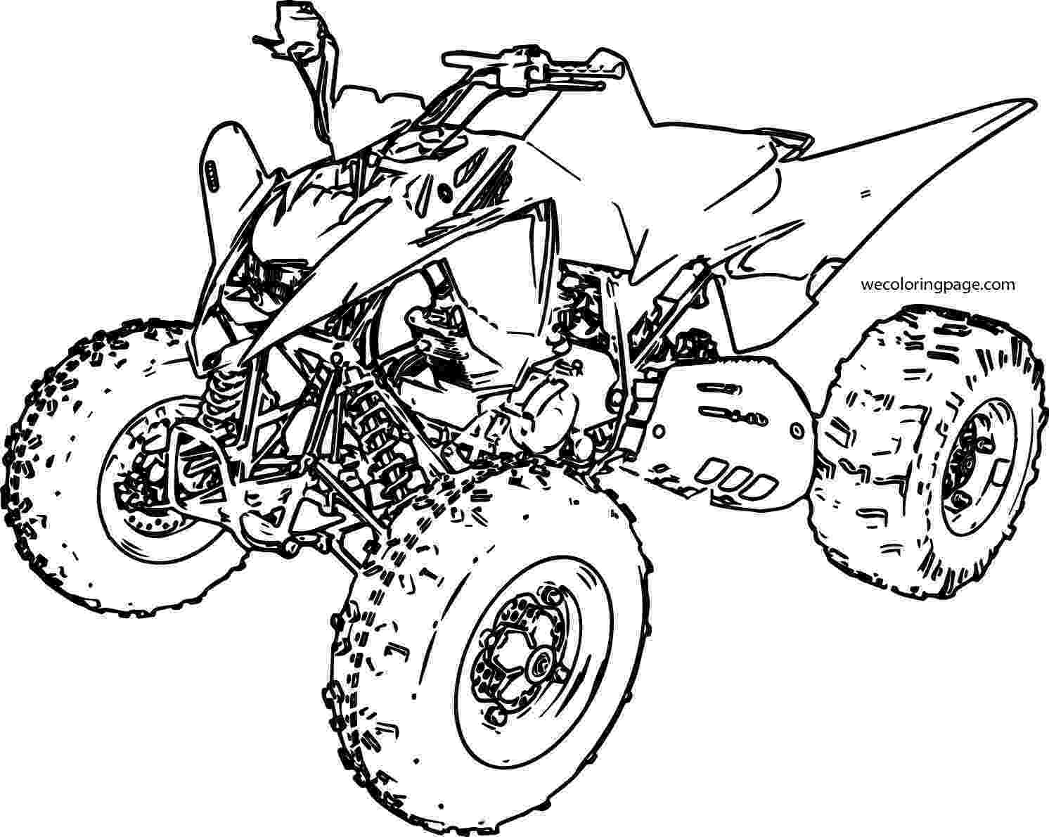 colouring pages quad bikes coloriage moto cross ktm coloriages à imprimer gratuits pages colouring quad bikes