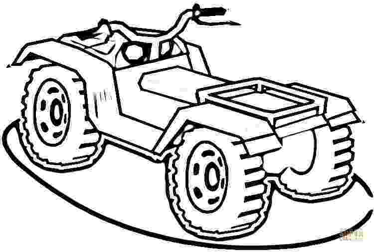 colouring pages quad bikes coloring pages of honda atvs pictures to pin on pinterest bikes colouring quad pages
