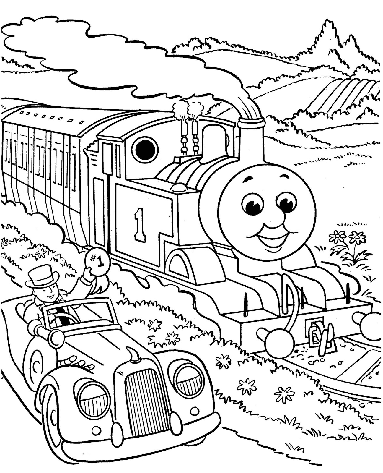 colouring pages thomas kei le peacey dot 0112 thomas colouring pages