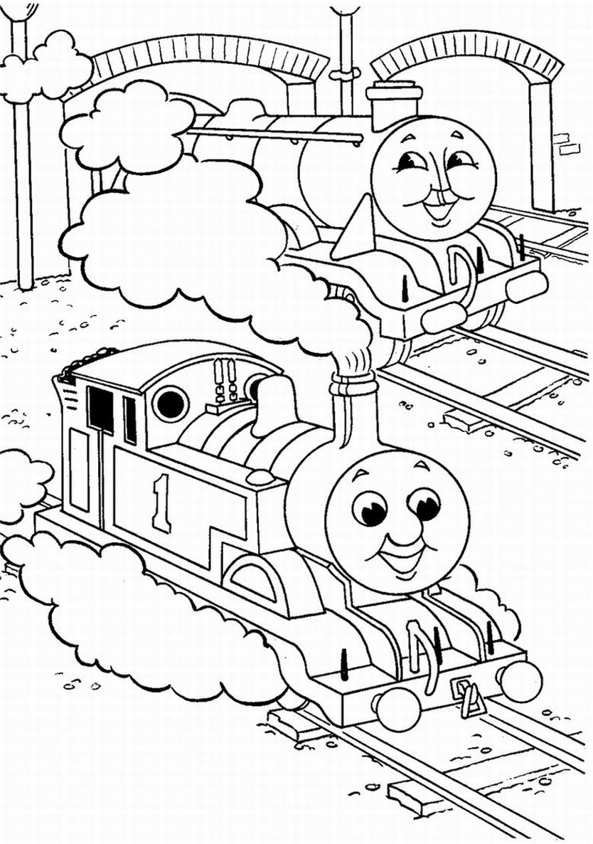 colouring pages thomas thomas the tank engine coloring pages team colors thomas pages colouring