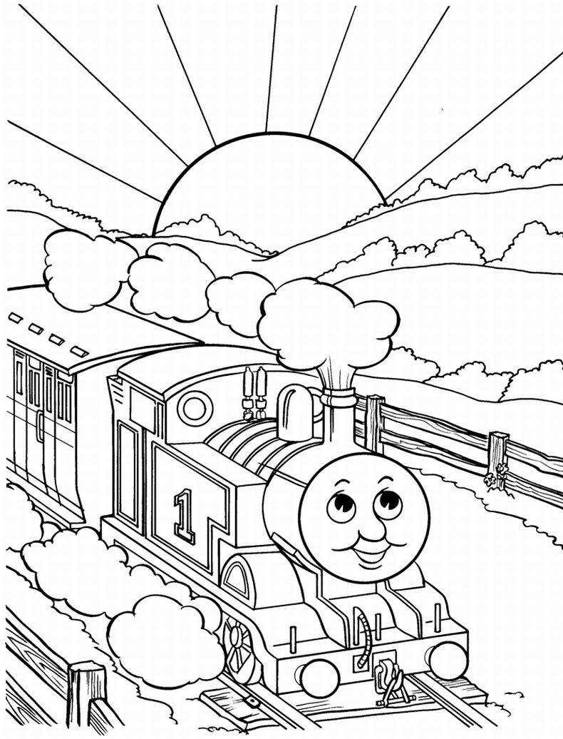 colouring pages thomas thomas the train tunnels coloring pages thomas and pages colouring thomas