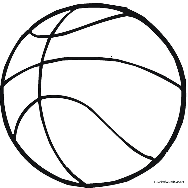 colouring picture of a ball basketball coloring pages free download best basketball of picture colouring ball a