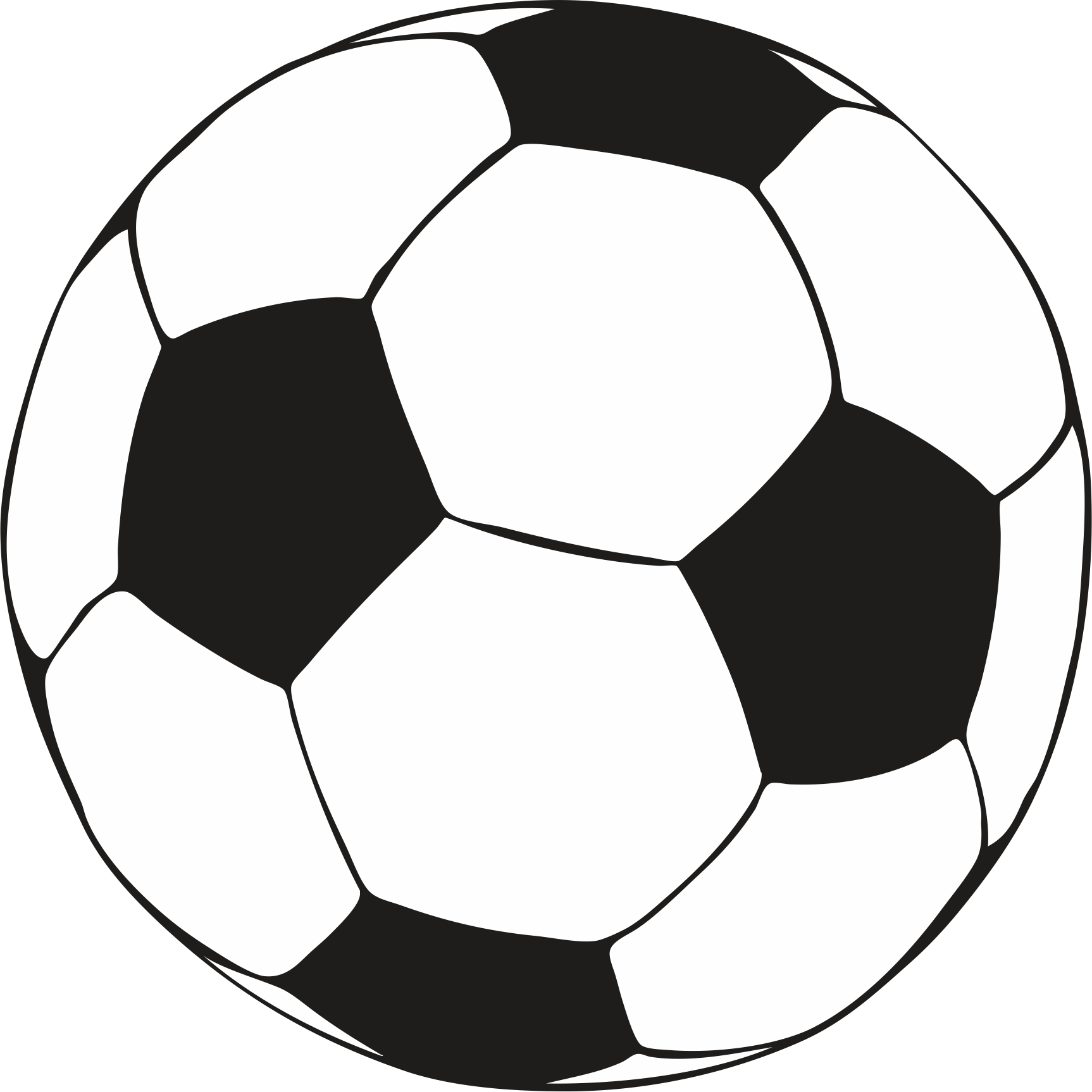 colouring picture of a ball soccer ball coloring pages download and print for free a ball picture of colouring