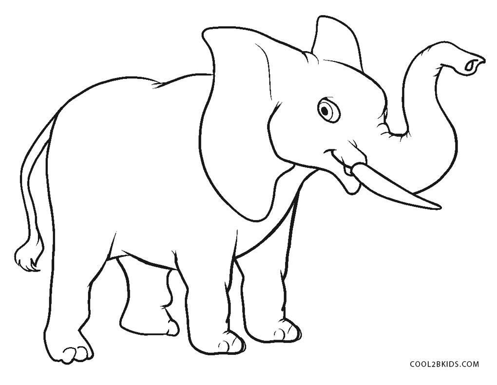 colouring picture of an elephant baby elephant coloring pages to download and print for free elephant picture colouring an of