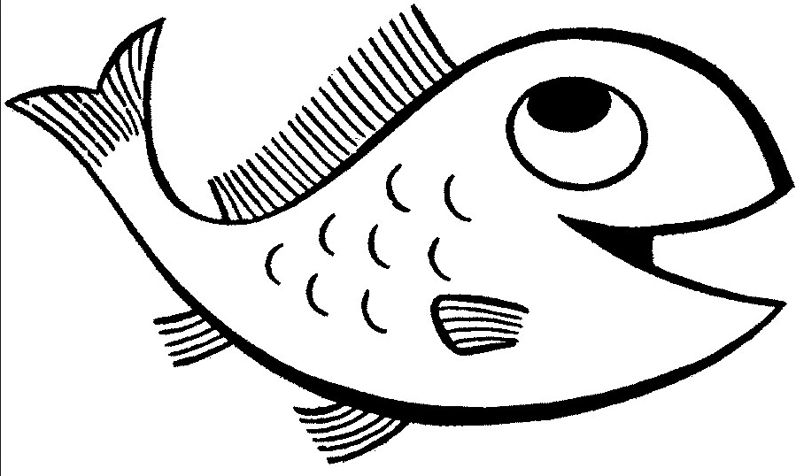 colouring picture of fish fish printable coloring pages printable fish bowl coloring pages colouring fish picture of
