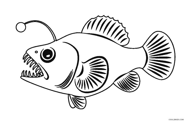 colouring picture of fish natchitoches national fish hatchery colouring of picture fish