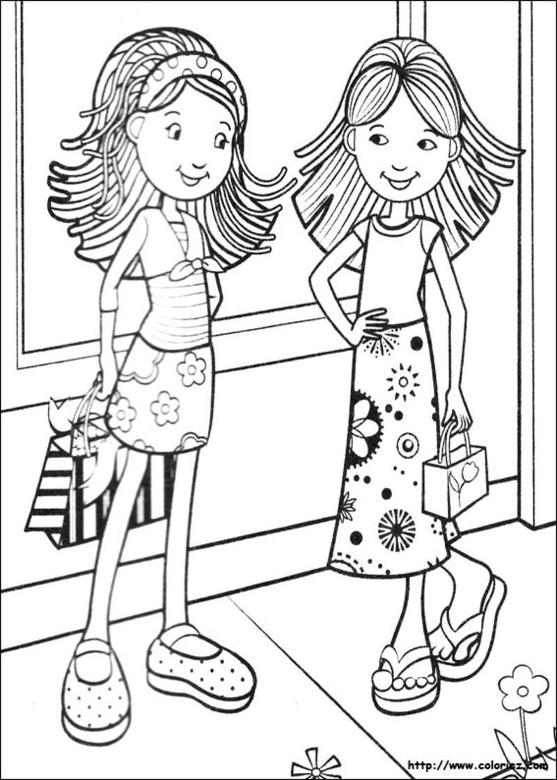 colouring pictures girls cool islamic muslim wears hijab girl coloring pages girls colouring pictures