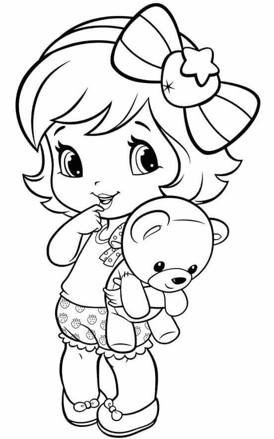 colouring pictures girls portfolio andreymakurin stock photos illustrations colouring pictures girls