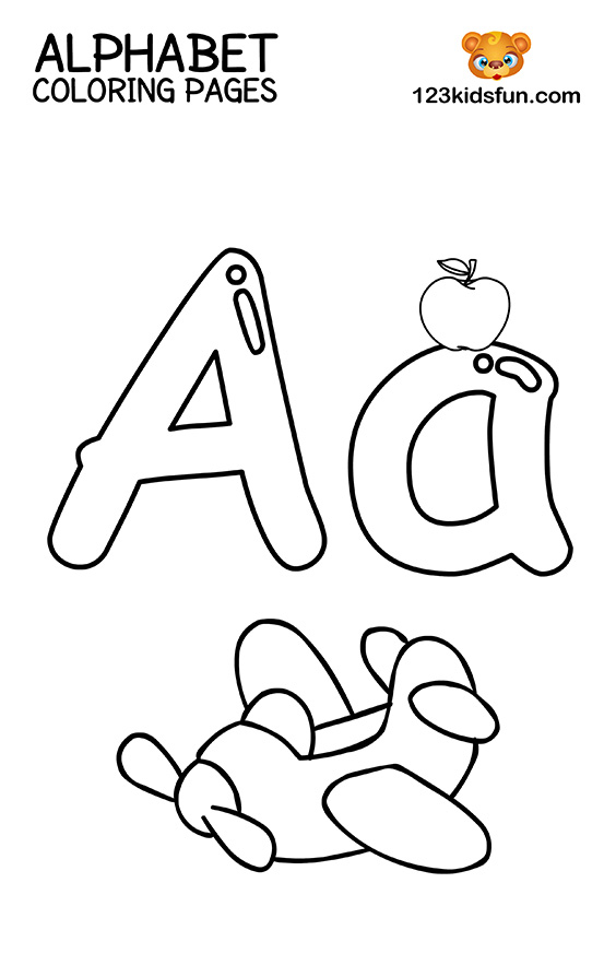 colouring pictures of alphabets free printable alphabet coloring pages for kids 123 kids of pictures colouring alphabets
