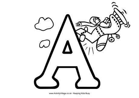 colouring pictures of alphabets letter a coloring pages preschool and kindergarten pictures alphabets of colouring