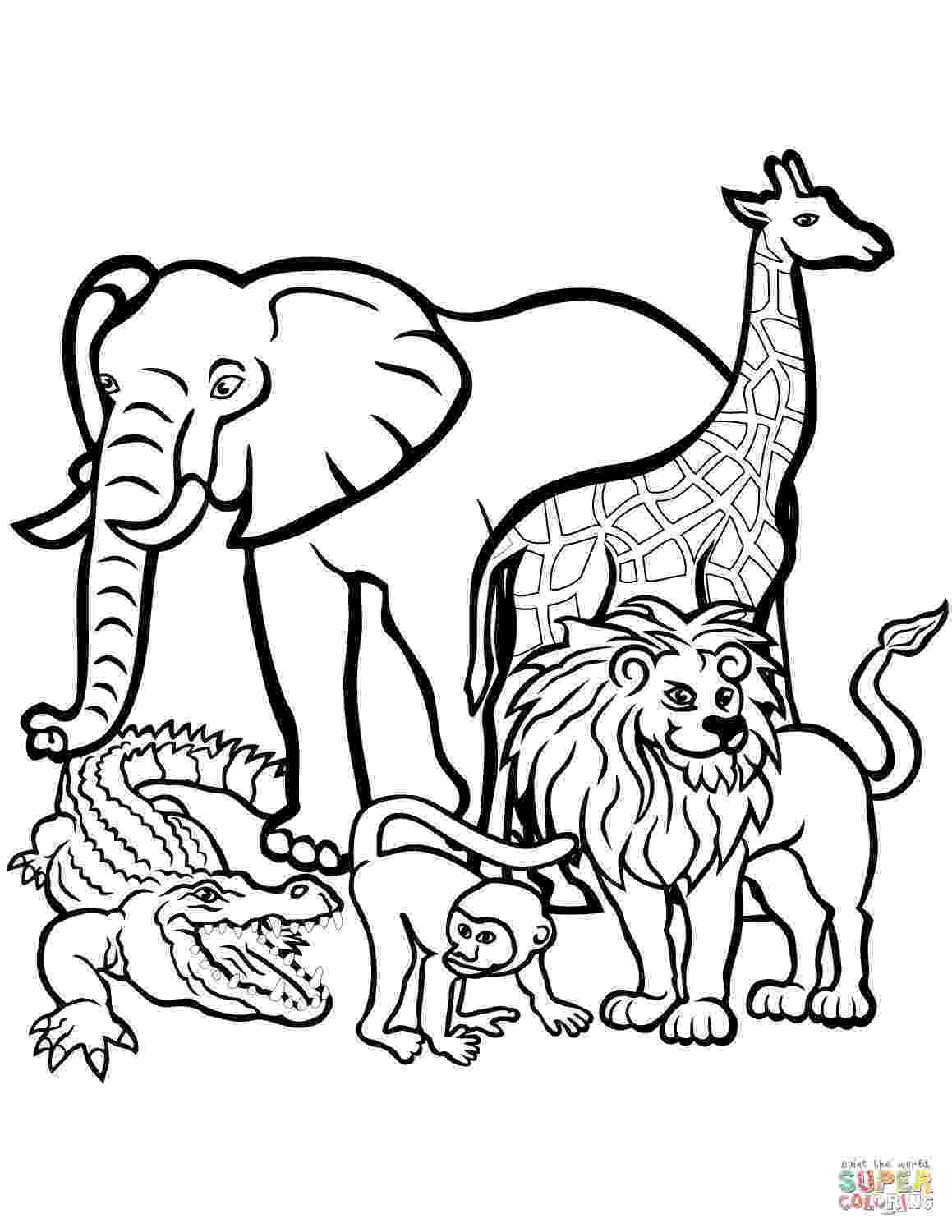 colouring pictures of extinct animals extinct animals 36 printable dinosaur coloring pages pictures extinct colouring of animals