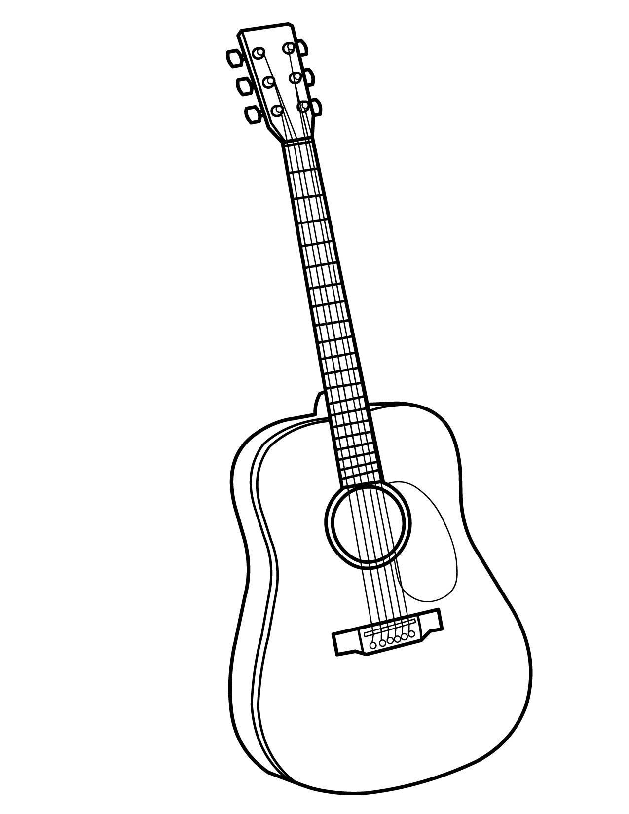 colouring pictures of musical instruments musical instruments coloring pagesmore pins like this one colouring of instruments pictures musical