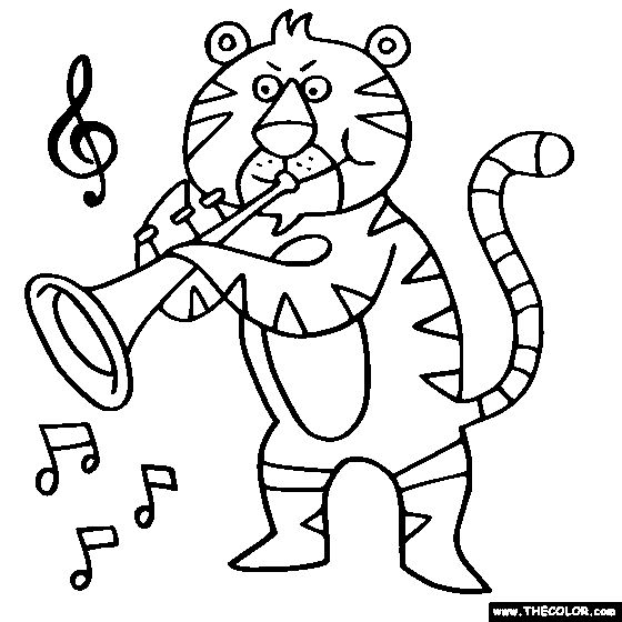 colouring pictures of musical instruments xylophone coloring page musical instruments colouring musical instruments of pictures