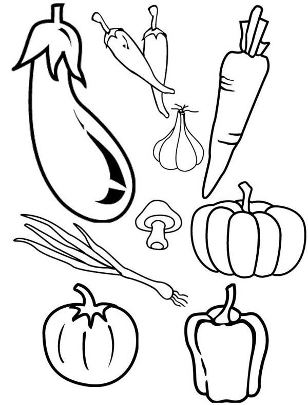 colouring pictures of vegetables vegetable coloring pages hellokidscom of vegetables colouring pictures