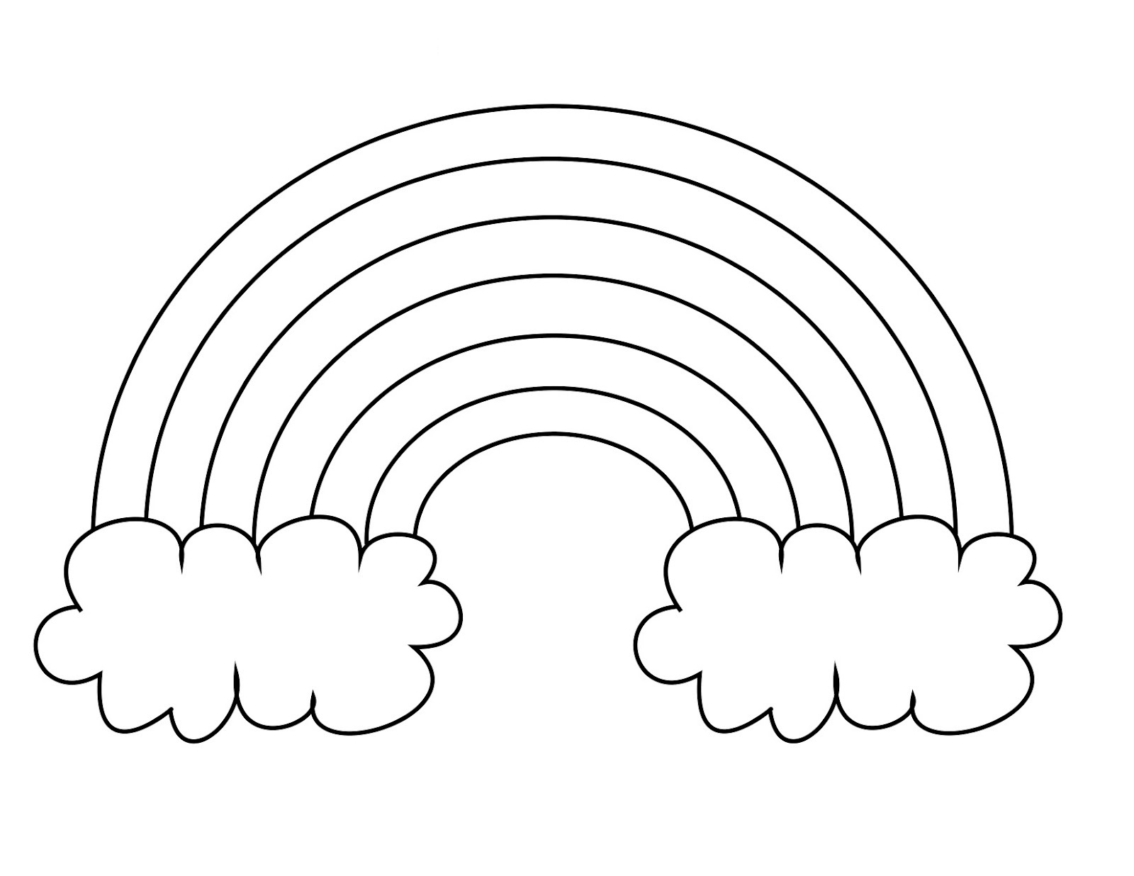 colouring sheet rainbow rainbow coloring pages only coloring pages sheet rainbow colouring