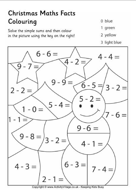 colouring sheets year 1 christmas maths facts colouring page 2 classroom 1 colouring year sheets