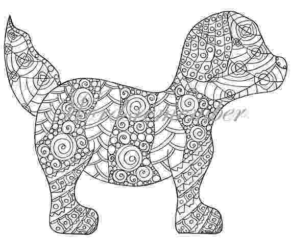colouring therapy patterns adult coloring page puppy coloring page colouring page therapy patterns colouring