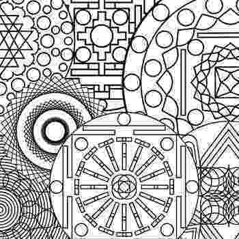 colouring therapy patterns printable geometric patterns fun relaxing color patterns therapy colouring