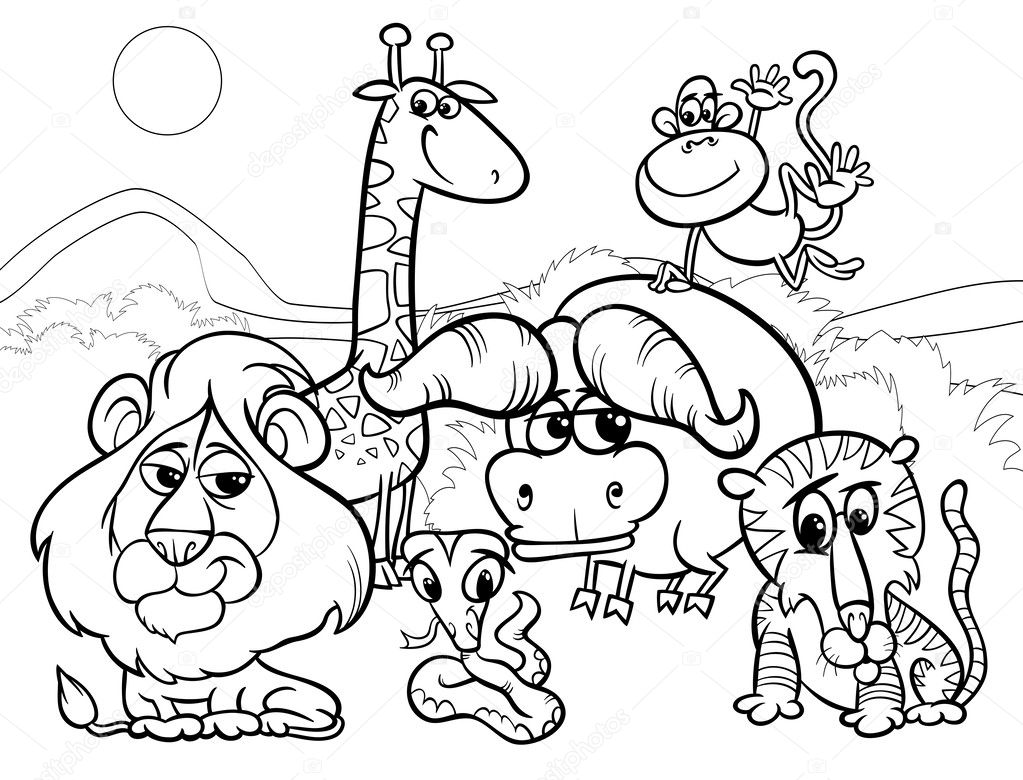 colouring wild animals free leopard coloring pages wild animals colouring