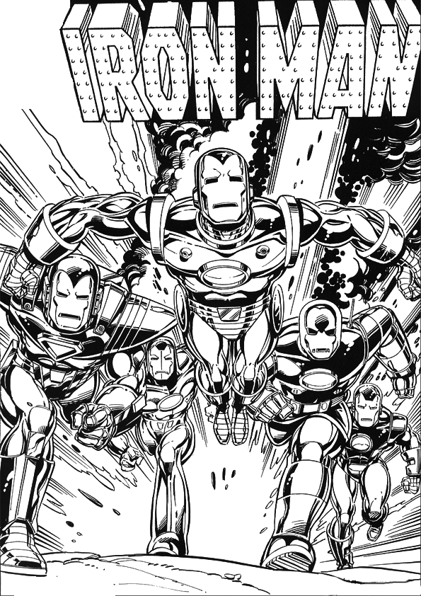 comic book coloring pages marvel villains green goblin books adult coloring pages coloring comic pages book