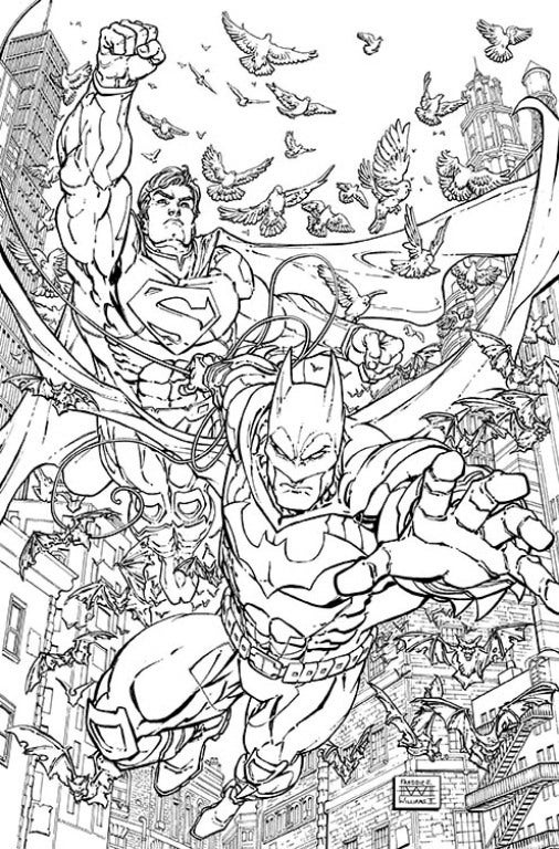 comic book coloring pages superman coloring pages free printable coloring pages comic coloring pages book