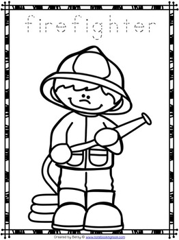 community helper coloring pages community helpers coloring pages by miss p39s prek pups tpt helper coloring community pages