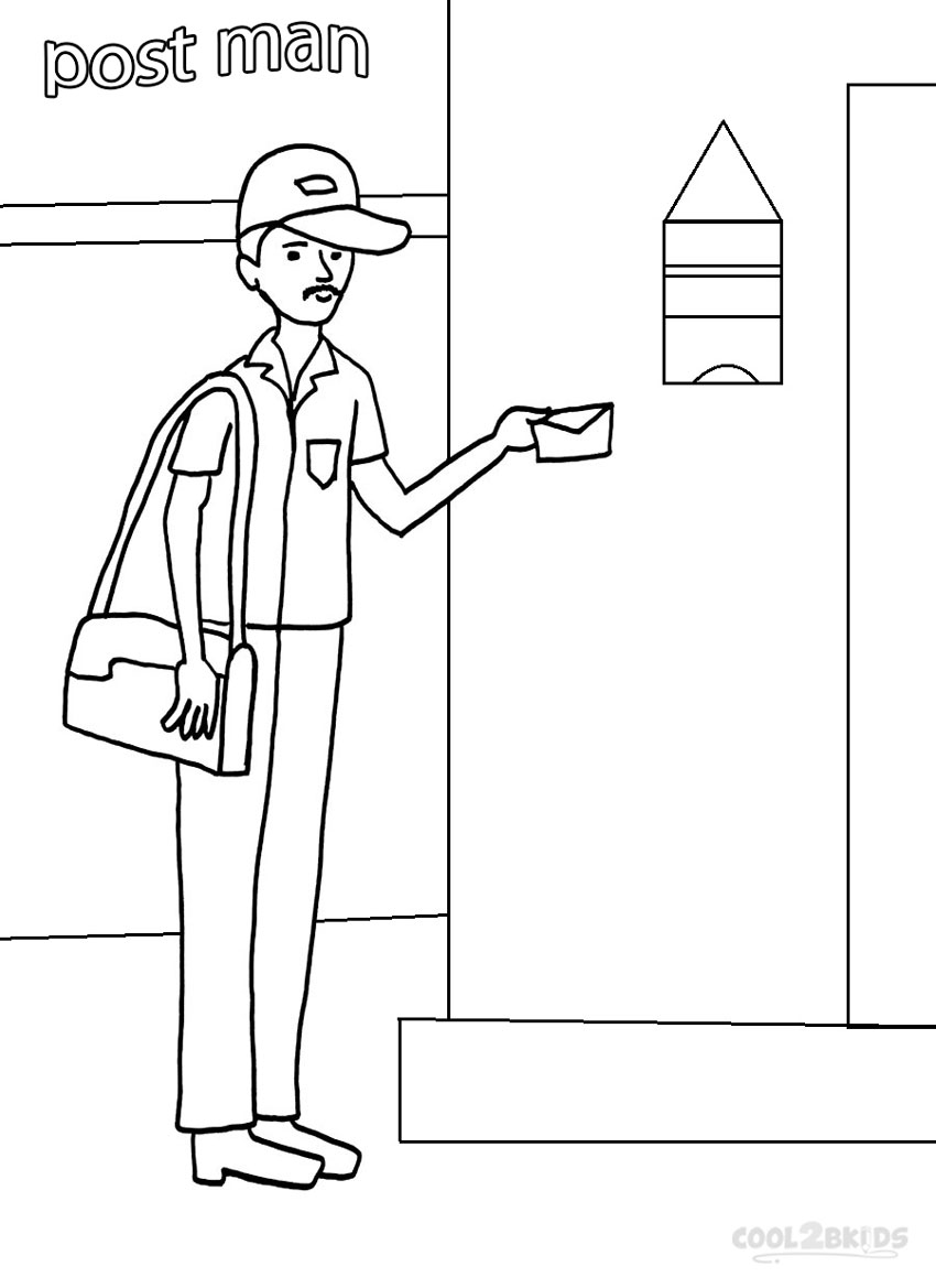 community helper coloring pages printable community helper coloring pages for kids helper coloring community pages