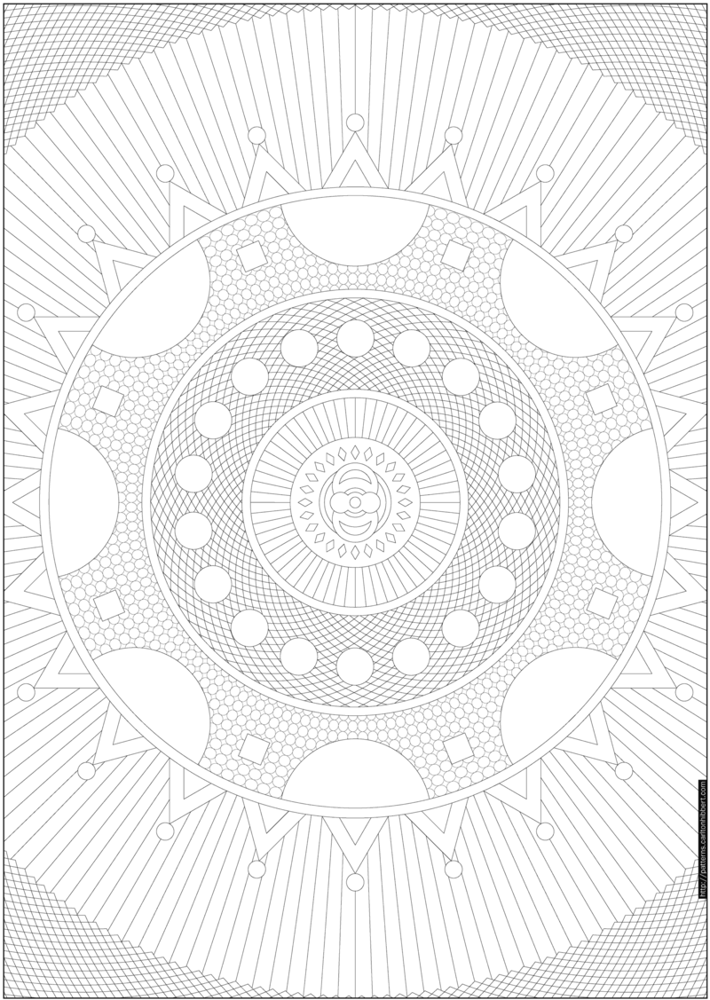 cool patterns to color coloring page world paisley flower pattern portrait to cool color patterns