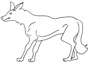 coyote pictures to print coyote coloring pages free coloring pages print pictures coyote to